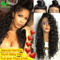 8A Lace Front Human Hair Wigs For Black Women Deep Curly Wigs Glueless Full Lace Human Hair Wigs With Baby Hair Lace Front Wig