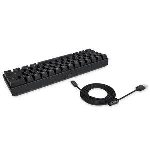 Image 4 - موتوسبيد CK61 لوحة المفاتيح الميكانيكية RGB الخلفية الأزرق/الأسود مفاتيح 61 مفتاح الألعاب لوحة المفاتيح 2ms سرعة الاستجابة جميع مفاتيح مكافحة شبح
