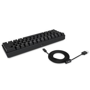Image 4 - MOTO Скорость CK61 механическая клавиатура RGB Подсветка синий/черный переключатели 61 ключ игровая клавиатура 2 мс отклик Скорость все анти призрак ключи