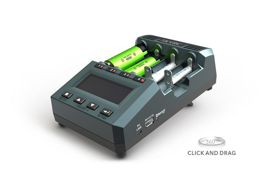 Newes version original SkyRC MC3000 charger with bluetooth charging by phone for mutilcopter fpv rc drone