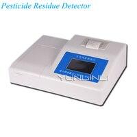 Ручной Остатки пестицидов детектор для сантехника Высокая точность пестицидов детекторное оборудование для фруктов и овощей DK 8NCY
