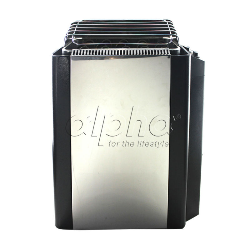 Bathroom Fixtures Free Shipping 6kw220-240v 50hz Sauna Heater With Digital Controller Comply With The Ce Standard