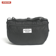 2017 New Fashion Summer Black Messenger bag for Men High quality Nylon Single Shoulder Bags Male Convenient package School bag