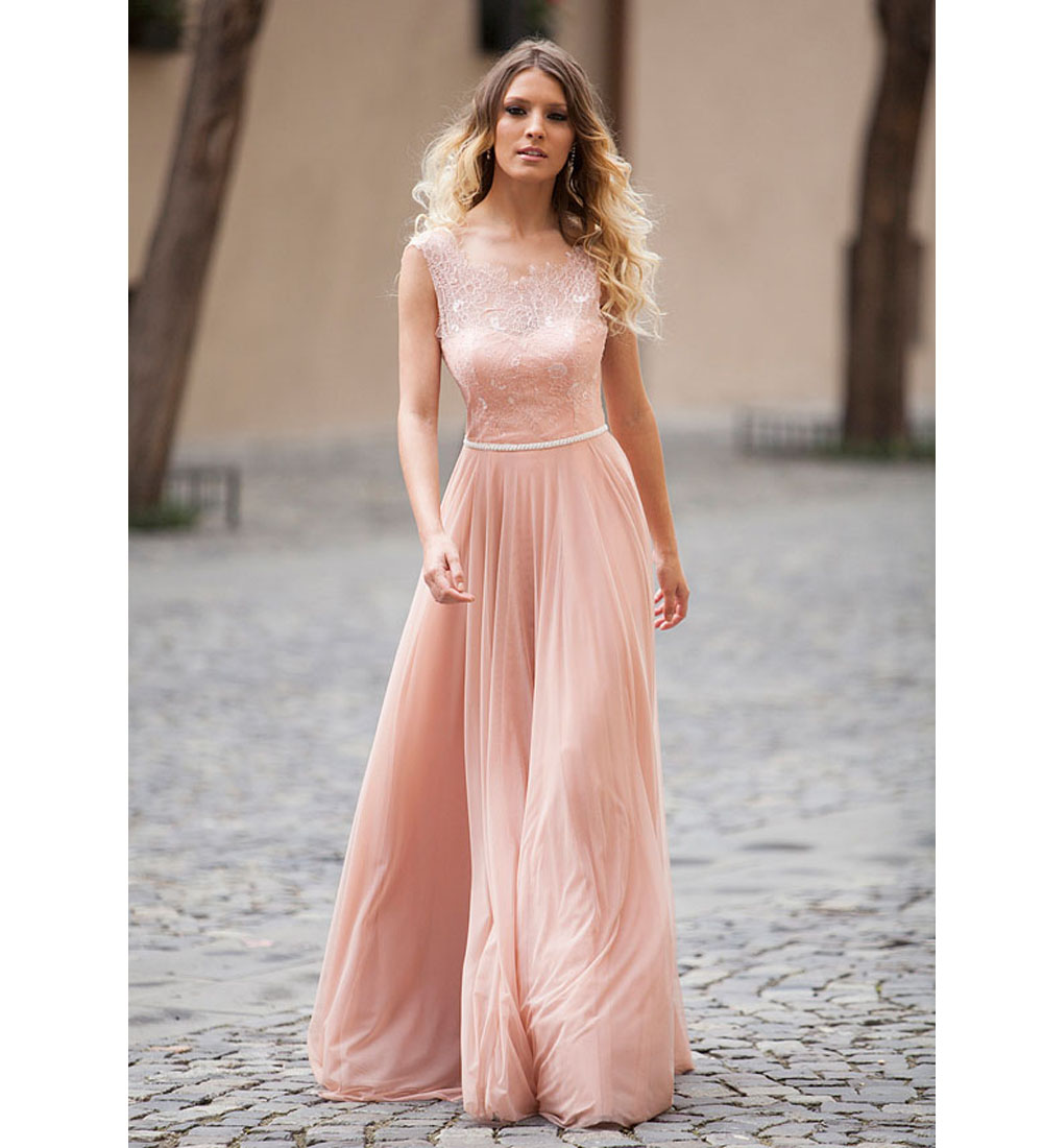 Popular Coral Pink Dress-Buy Cheap Coral Pink Dress lots from ...