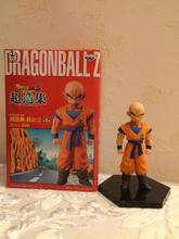 19cm High Quality Dragon Ball Model Collection DRAGON BALL Z Kuririn Action Figure Kame Senru Krillin Vinyl Doll Fine Gift