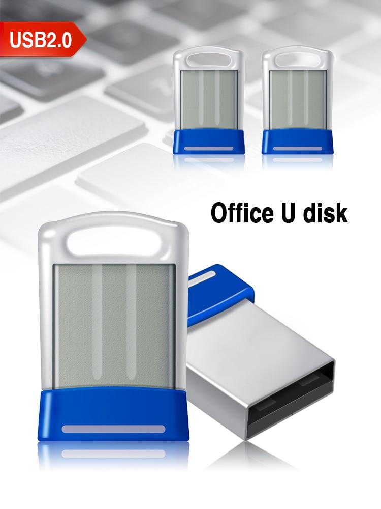 Mini USB Flash Drive 32 Gb Usb 2,0 Pen Dirve 128 Gb Usb Disk 8 Gb Pendrive 16 Gb Menoria Usb Funny Drive Flash Memory 64 Gb