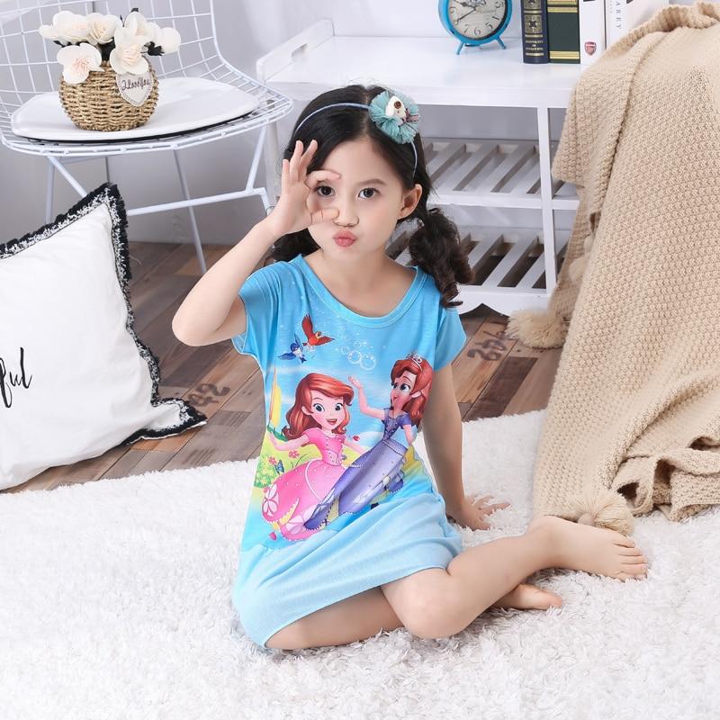 4ef2769b65735 Free shipping on Sleepwear & Robes in Girls' Clothing, Mother & Kids ...