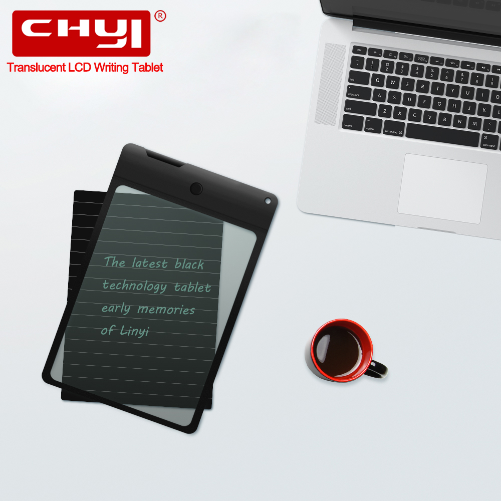 Portable Transparent LCD Writing Tablet Electronic
