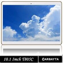 Satış promosyonu CARBAYTA Android 5.1 10.1 inç MT8752 T805C tablet pc 10 Çekirdek 4G RAM 64G ROM 1920×1200 IPS 5MP Hediye tabletter