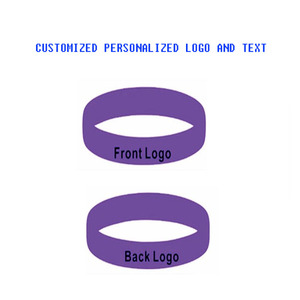 Image 5 - YERLLSOM 500 PCS/lot livraison gratuite personnalisé sérigraphie logo caoutchouc silicone porte clés pour cadeaux Y060603