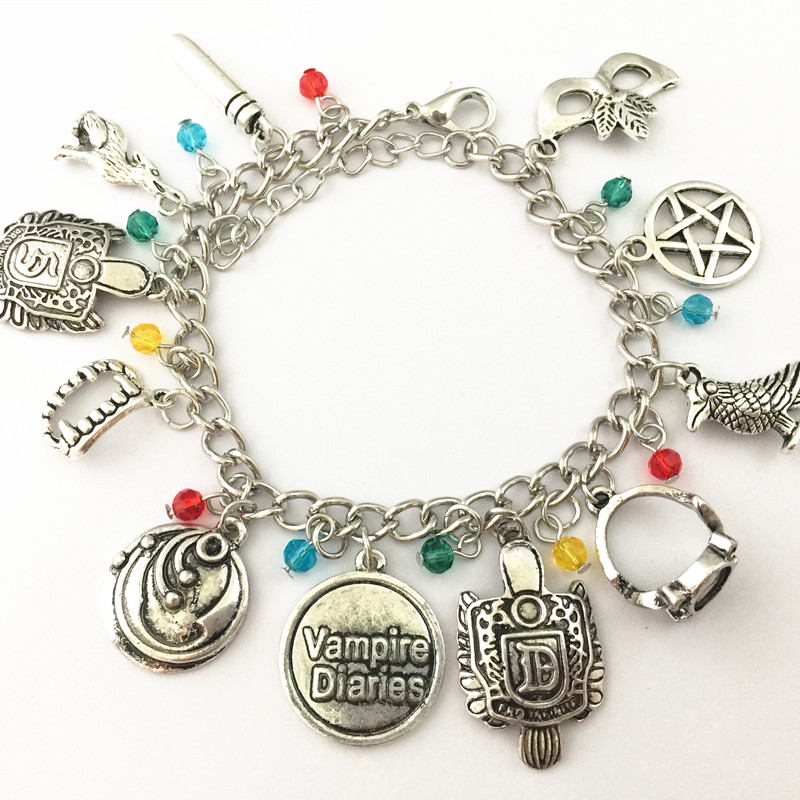 FANTASY UNIVERSE Freeshipping 20pc a lot Charm Bracelet MEINV888