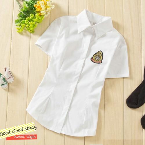 60351539564ce6 R$ 159.1  Blusa uniforme escolar de alunos vento faculdade em Blusas &  Camisas de Roupas das mulheres no AliExpress.com   Alibaba Group