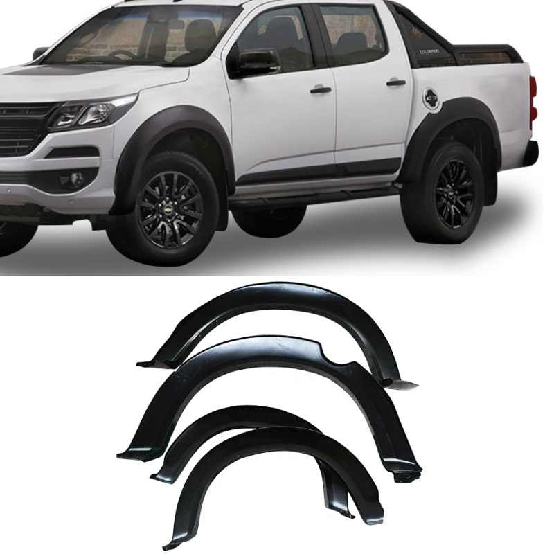 Fender Flare Car Accessories Black Color Mudguards For