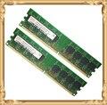 Обои для рабочего памяти Hynix 2 ГБ 2x1 ГБ 240-контактных PC2-5300 DDR2 667 МГц PC RAM 667 1 Г бесплатная доставка