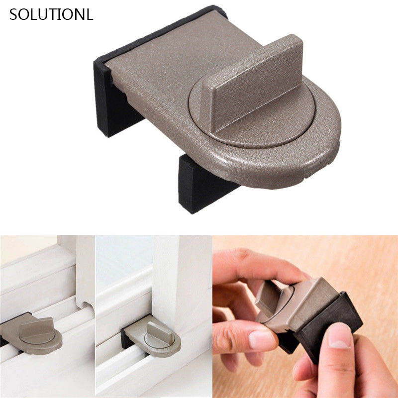 Window Sliding Door Baby Safety Lock Doors Security Anti