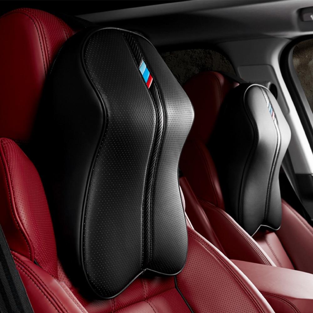 Appui-tête de voiture | Coton à mémoire de forme, Supports de cou, coussin pour Mini Countryman Clubman R56 R60 F55 F56 F60, accessoires de voiture