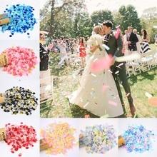 MEIDDING Round Push Pop Confetti Poppers For Wedding Kids Birthday Bachelorette Party Celebrate Confetti Cannon Decor Supplies все цены