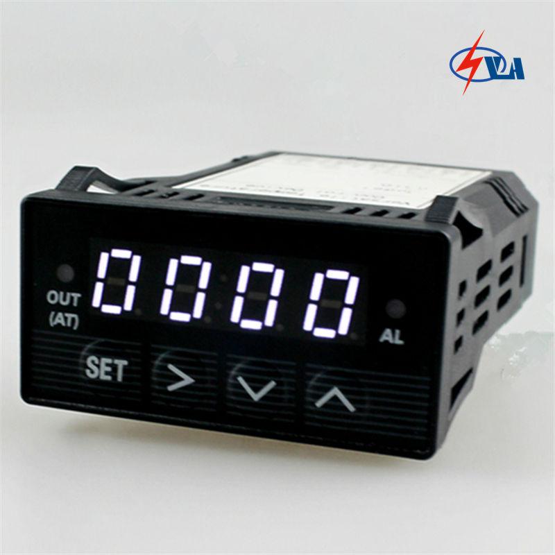 XMT7100 AC DC85-265V Orange Intelligent Digital PID Temperature Controller 48*24mm Thermostat Regulator with Buildin SSR