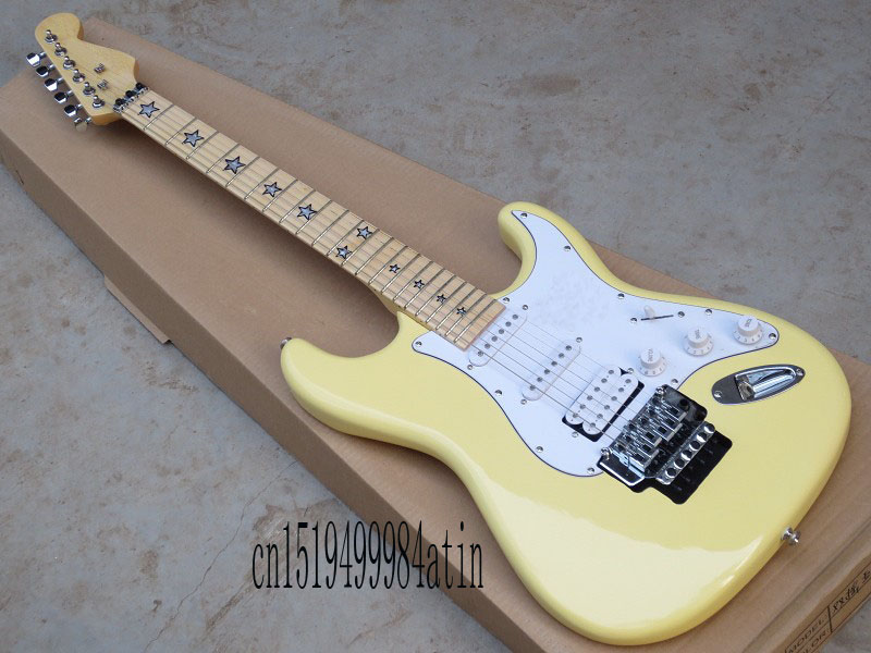 free shipping new st stratocaster electric guitar fretboard