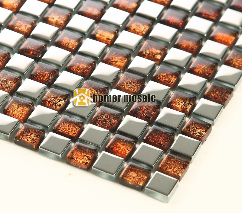 Kitchen Backsplash Orange popular silver backsplash tiles-buy cheap silver backsplash tiles