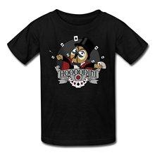 Fashion T Shirt Men's Short Short O-Neck WEYE Kids Hoodini Vanoss Gaming Short-Sleeve T-shirt Fashion 2017 Mens Tee Shirts
