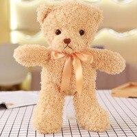 Çocuk Çocuk Peluş Oyuncak Hayvanlar Ayı Oyuncak 30 CM çocuk hediye için güzel peluş oyuncak ayı küçük peluş ayı Promosyon hediyeler