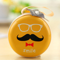 Promotion Sale!!! Cute Portable Coin Purse Keyring Pouch Wallet Earphone Headphone Earbud Carrying Storage Boxes Purse Case