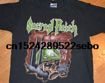 Kreativ Sacred Reich Surf Nicaragua T-shirt T-shirts Shirts & Hemden