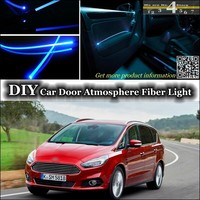 For Ford S Max SMax S Max Interior Ambient Light Tuning Atmosphere Fiber Optic Band Lights