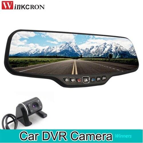 2018 Car DVR Dash Camera 4.3