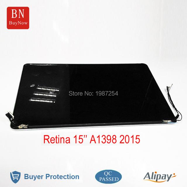 2015 Año Probado 100% Nuevo Para El Macbook Pro Retina 15 ''A1398 Asamblea Completa Pantalla LCD Con Cubierta LCD