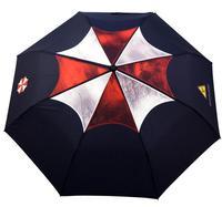 뜨거운 판매 학적 남성/남성/여성 세 접는 일/비 우산 새로운 신선한 빈티