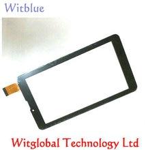 "Witblue сенсорный экран для "" FinePower E1 3g E2 E3 E4 E5 3g планшет Сенсорная панель дигитайзер стекло сенсор Замена"