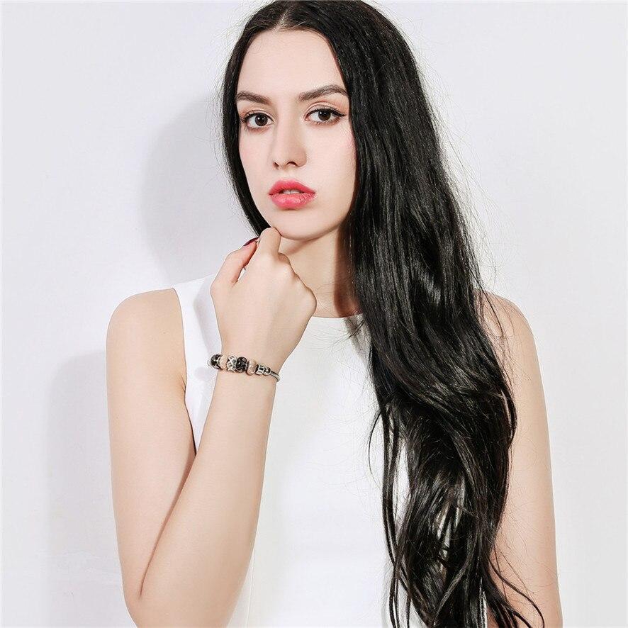 2018 bracelets bangles charm bracelets Risers Acrylic Layer Bracelet For Women bracelet cheville femme mode