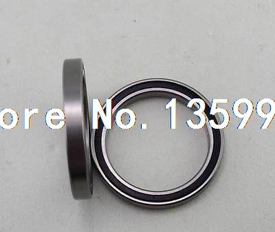 One 100 x 125 x 13mm 6820-2RS Sealed Model Ball Radial Bearing 1pc 6217 2rs 6217rs rubber sealed ball bearing 85 x 150 x 28mm