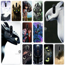 Hot how to train your dragon style Soft Silicone Fashion Transparent Case For OnePlus 7 Pro 5G 6 6T 5 5T 3 3T TPU Cover