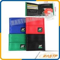 RASTP JDM Style Harveys Racing Wallet Bride Fabric Unique Inside Money Purse LS BAG001A