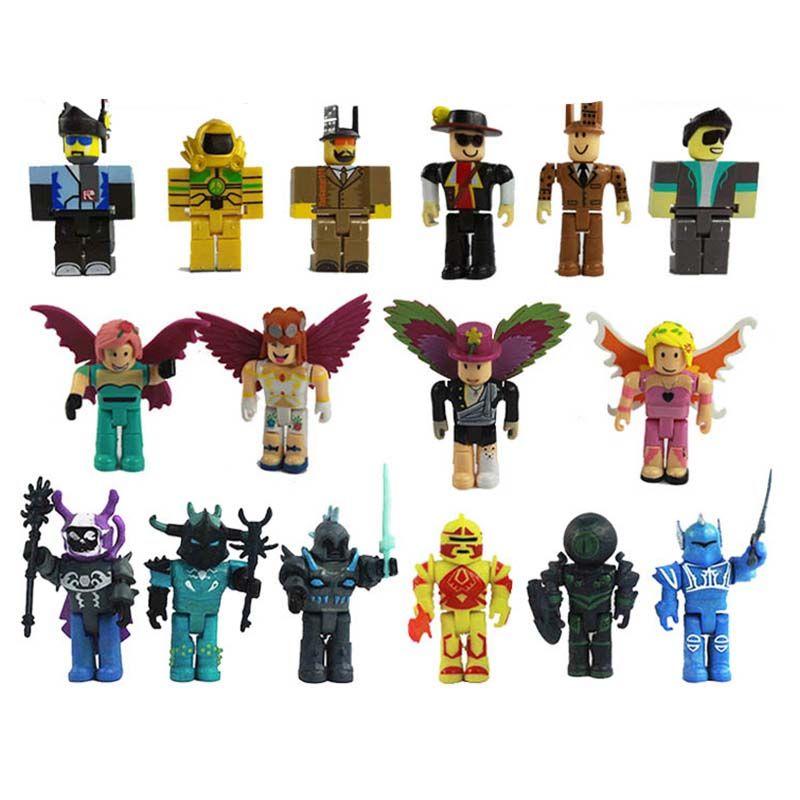 Roblox Figure jugetes 2018 7cm PVC Game Figuras Roblox Boys Toys for roblox-game No Box