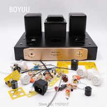 Boyuu BYA9 EL34 Tube Amp OR DIY Set HIFI EXQUIS Assembled or Unassembled A9 Single-Ended Integraed Tube Amplifier