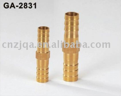 8mm Brass fittings - hose connector