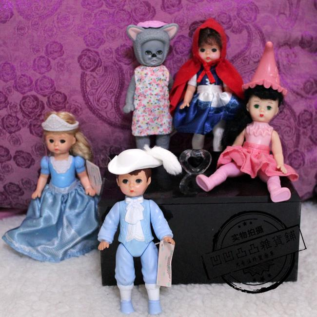 Cute Rare Alexander Doll Cinderella Alice Little Red Riding Hood Kids Toys Birthday Gift Collection