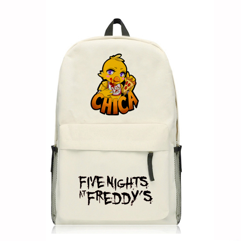 Five Nights At Freddys Backpack student School Bags cartoon women Backpacks Boys Girls Kindergarten Bag 24 style