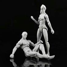 Новинка, архетип из аниме, феррит, женское тело, Кун, тело, Чан, ПВХ экшн фигурка, модель, игрушки, кукла для коллекционирования