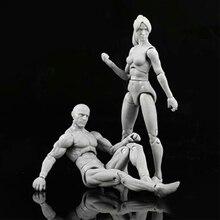 Neue Anime Urform Er Sie Ferrit Figma Beweglichen Körper Feminino Kun Körper Chan PVC Action Figure Modell Spielzeug Puppe für sammeln