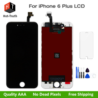 E Trust 20PCS LOT Free DHL For IPhone 6Plus Lcd Display Touch Screen Digitizer Assembly Free