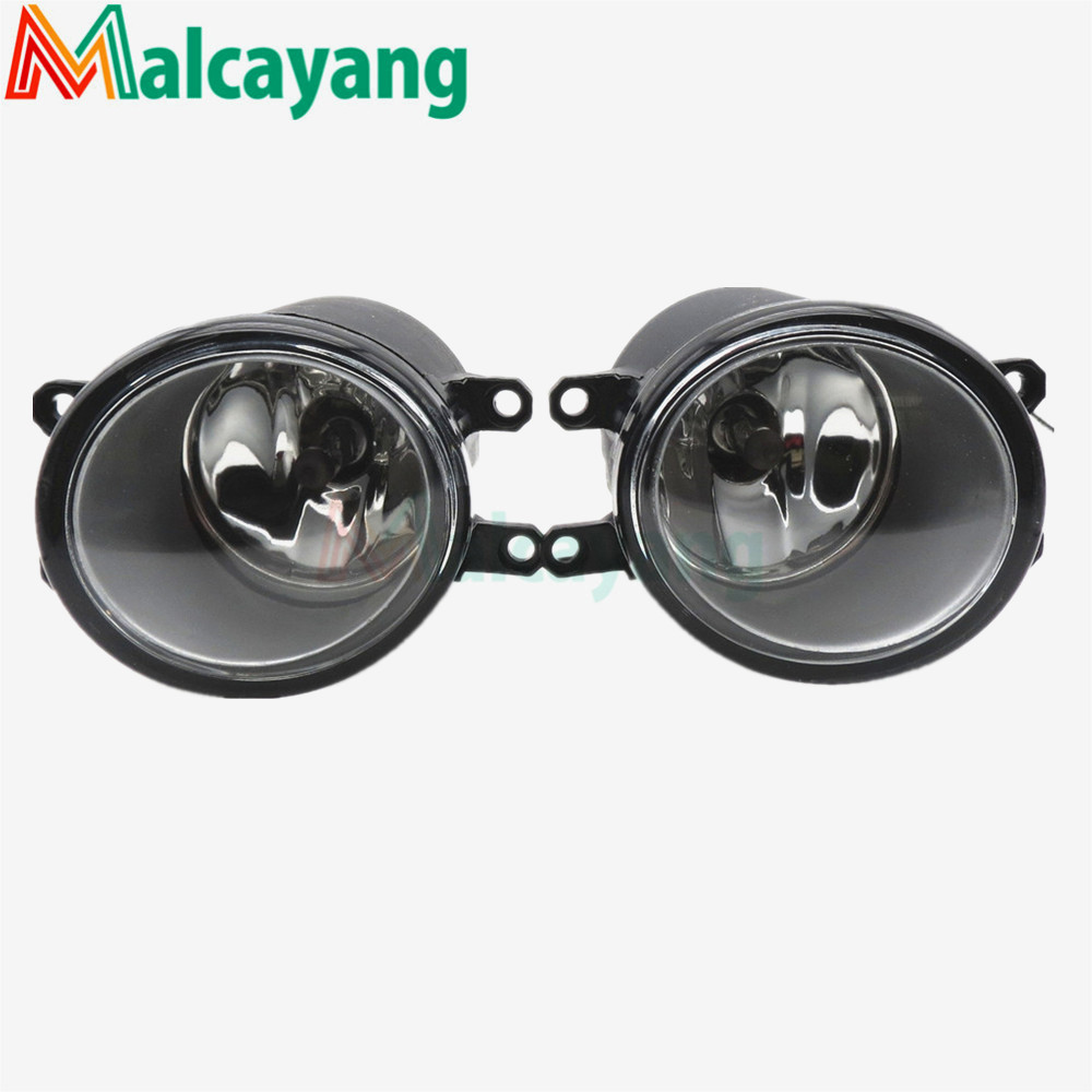 1 SET (Left + right) Car Styling Front Halogen Fog Lamps Fog Lights 81210-06052 For Toyota Camry Corolla Yaris RAV4 Lexus GS350 2 pcs set car styling front bumper light fog lamps for toyota avensis 2003 2009 fog lights left right 81210 06052