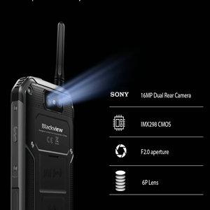 "Image 5 - Blackview móvil BV9500 Pro, 6GB + 5,7 GB, 128 mAh, 10000 "", NFC, teléfono móvil resistente al agua IP68"