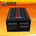 Bulk sms 32 Ports  Wavecom Q2406B GSM Modem USB sim card gsm sms modem pool  imei changeable stk ussd