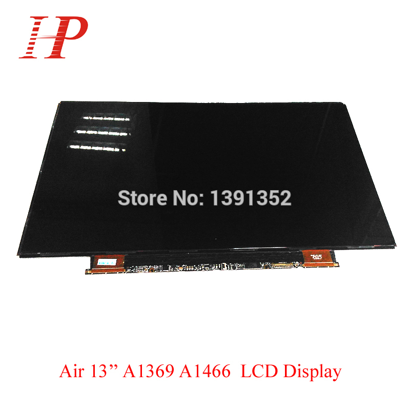 Original A1369 A1466 LCD Display Screen For Apple Macbook Air 13 LCD LP133WP1 Replacement