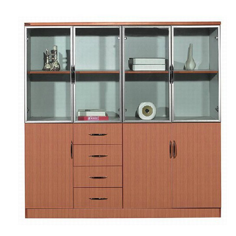 Shanghai Pudong office file cabinet office furniture plate glass ...